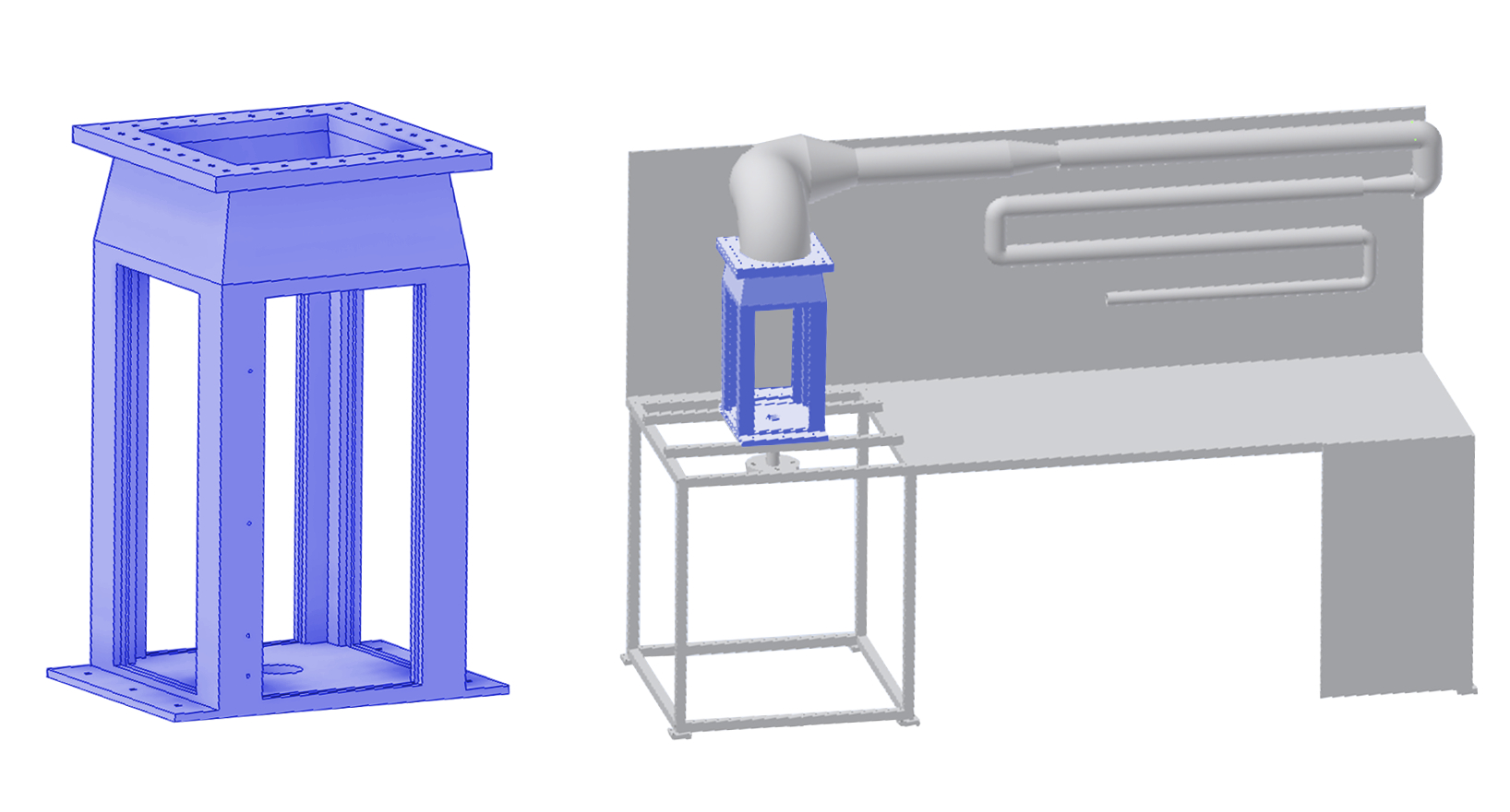 Oxy-fuel burner (design)
